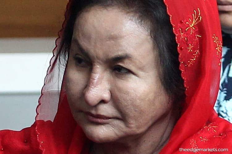 Mahkamah diberitahu Rosmah seorang isteri yang garang
