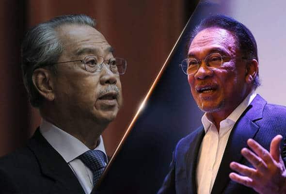 Bersatu minta Anwar sokong Muhyiddin