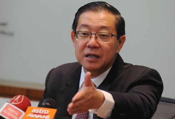 Guan Eng dakwa kerajaan PN lemah, gagal tangani wabak Covid-19