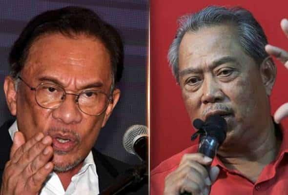 MPT Bersatu kecam Anwar kerana mengkritik tindakan Muhyiddin mohon proklamasi darurat