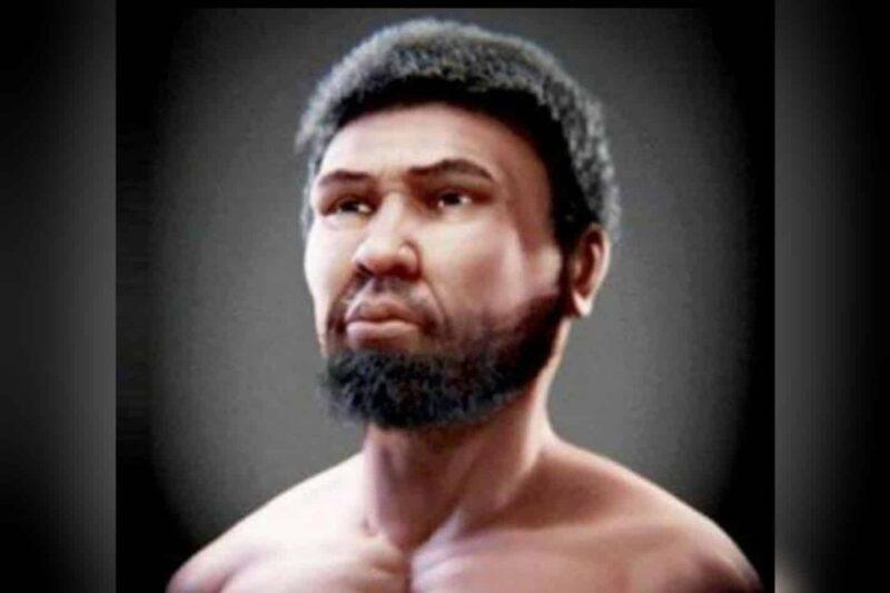 Selepas 11 ribu tahun, akhirnya wajah Perak Man dipertontonkan