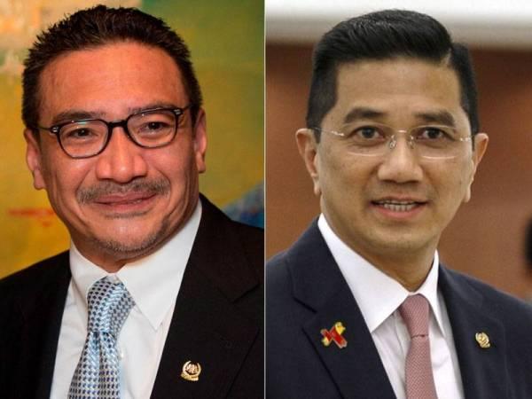 Gempar!!! PKR dakwa pakatan Azmin-Hishamuddin gerakan sokongan SD MP tolak Muhyiddin