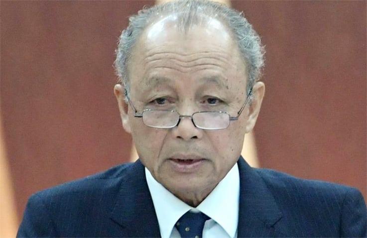 Terkini!!! Biarpun terpalit kontroversi, Pengerusi JK Bebas Darurat hadir ke Istana Negara menghadap Agong