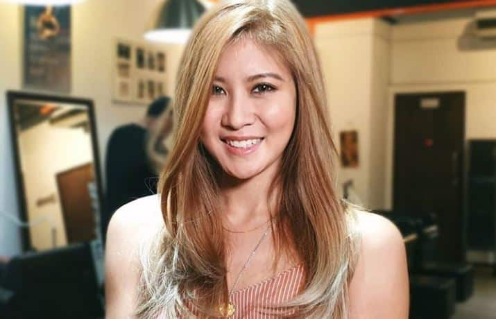 Gempar!!! Artis cantik jelita, Elizabeth Tan pulak bikin panas
