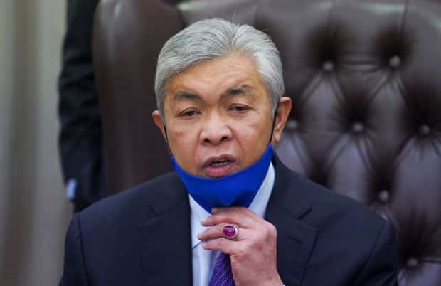 Terkini!!! Derhaka terhadap Agong, Zahid arah MP Umno putuskan hubungan dengan Muhyiddin segera