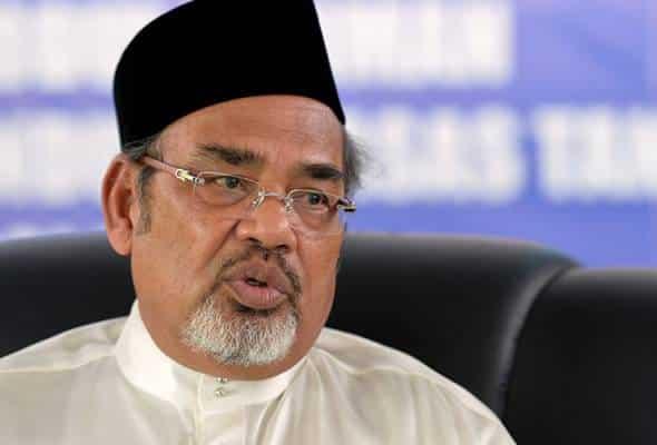 Isu projek ECRL : Ka Siong berjaya 'mandrem' Tajudin, dakwa Kadir Jasin
